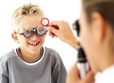 La prevenzione della vista per i bambini