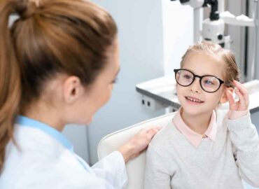 Consigli per il benessere visivo dei bambini