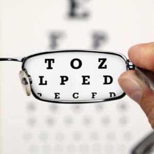 Il controllo della vista