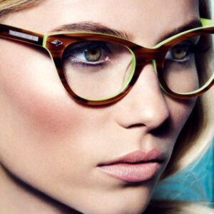 Il trucco che ti fa bella con gli occhiali