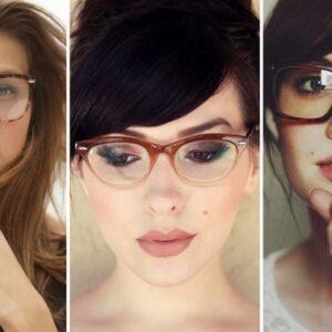 Look capelli e occhiali