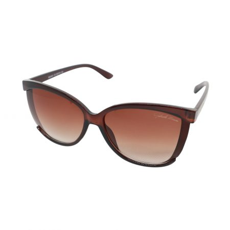 occhiali da sole Gabriela Marioni Milano cat eye marrone